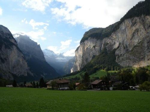 Lauterbrunnen (Switzerland) - I spent my 15th birthday here!