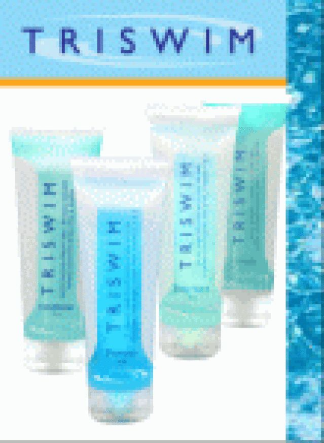 TRISWIM Anti-chlorine Shampoo, Conditioner, Body Wash, and Lotion for Swimmers: TRISWIM Swimmer Body Care Products