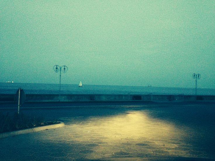 Jesienne morze