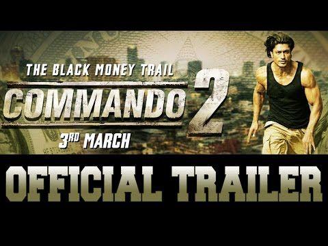 Commando 2 trailer released 2 crore se jyada baar dekha ja cukha hai, Aap bhi Dhekhe - Techzp