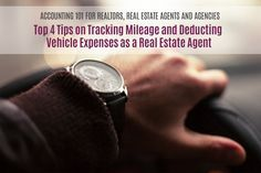 How to track mileage for your real estate business