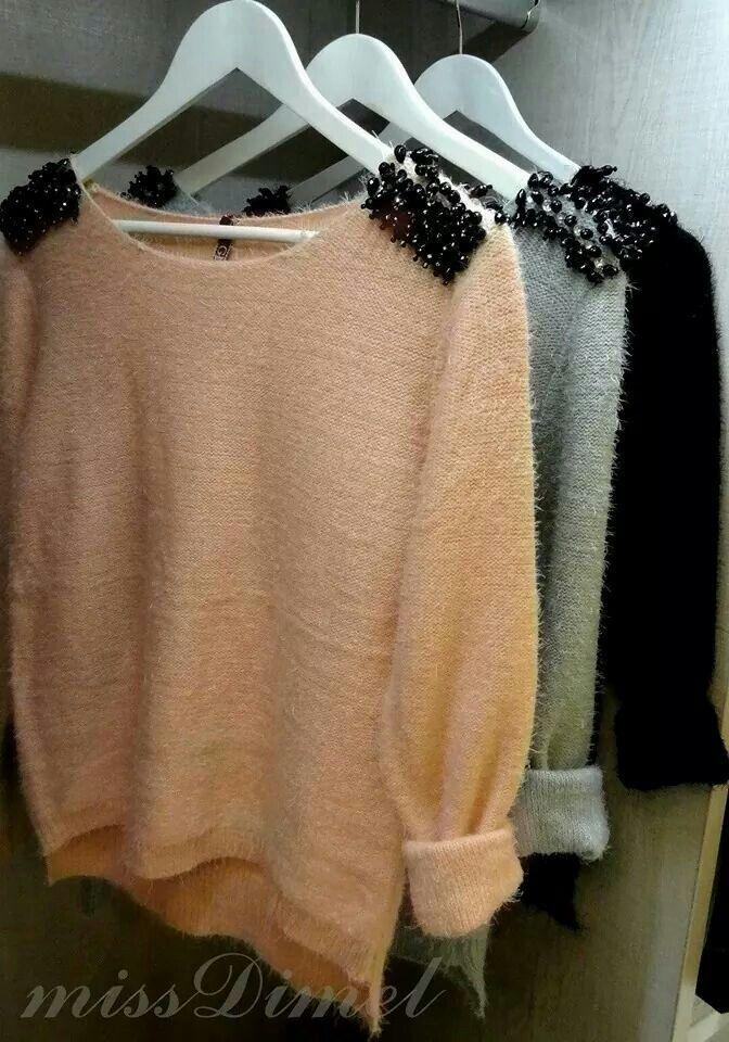 Pink, grey,black