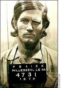 "Paul John Knowles, USA, serial killer ""the Casanova killer"", 18 / 35 victims…"