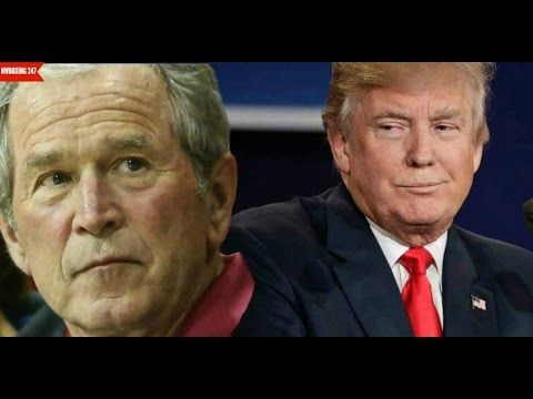 George Bush Jr. Warns Trump: 'Power Can Be Very Addictive' (February 28,... #ITSATRAP #blackhistorymonth #usa #blacklivesmatter #privatizedprisons#america #slavery #corporations #racism #justice #13th #netflix #documentary#criminal #mandatorysentencing #threestrikes #ALEC #senate #jimcrow#segregation #selma #martinlutherking #civilrights #policebrutality #donaldtrump#trump #protestpoetryproject #justiceleague #BanTrump #Trump #Petition #UK Sign the #petition…