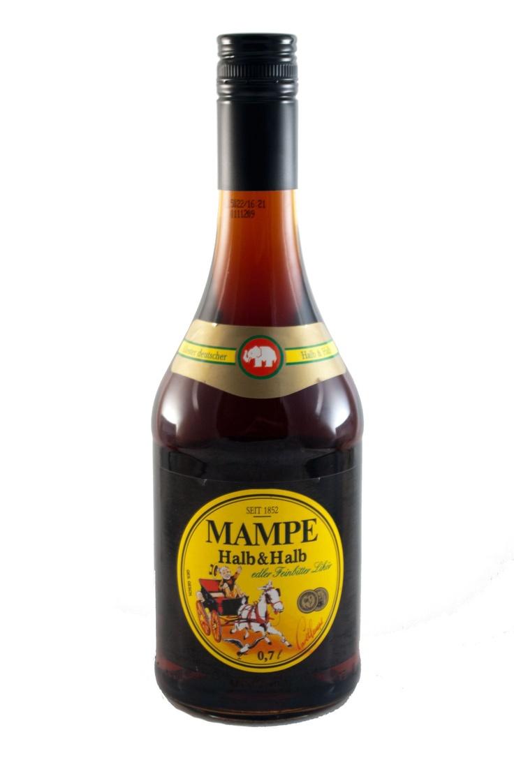 Mampe Halb und Halb / 31% vol (0,7L)