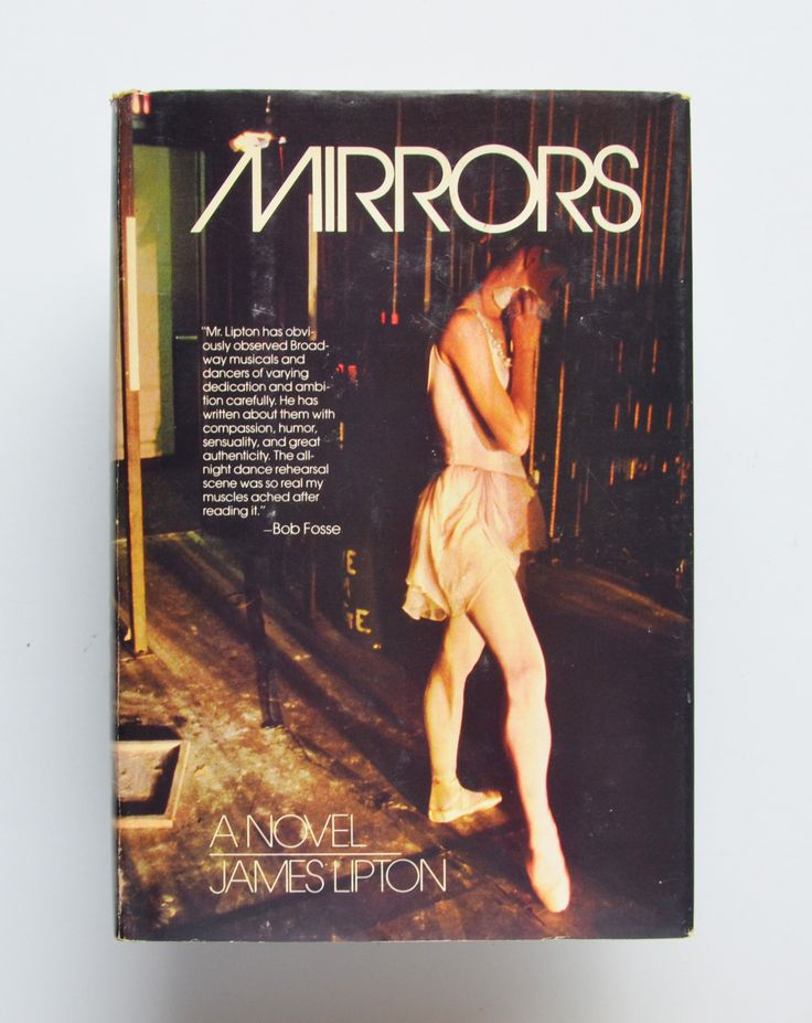 Mirrors : A novel by James Lipton