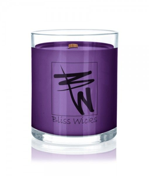 #JapaneseHoneysuckle  Pure Soy Candle with one of the most loved floral scents to be enjoyed all year round.  Price: $16.95–$28.95  http://www.blisswicks.com.au/product/japanese-honeysuckle/