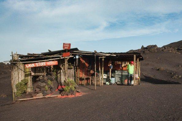 Pacaya volcan boutique
