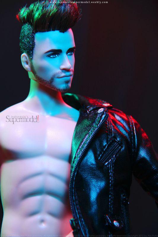 Liam Hemsworth Ken Doll