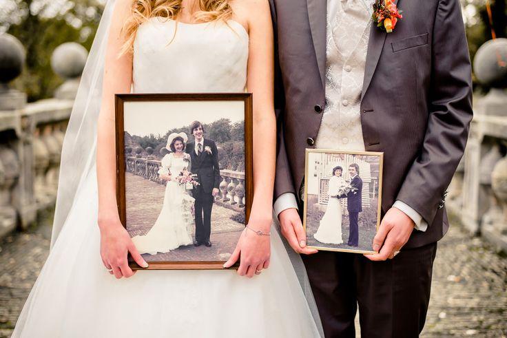 Herfst bruiloft in regio Haarlem. Foto: Happy Photographer