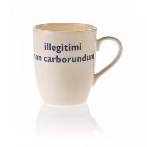 Illegitimi Non Carborundum mug - Desktop