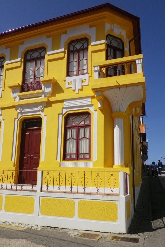 Costa Nova do Prado, Ílhavo, Portugal