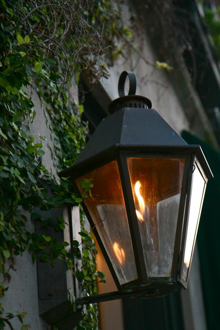 13 best Gas Lamps images on Pinterest | Front doors, Antique oil ...