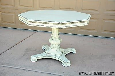 Re-finished table. So lovely!Tables Redo, Dining Rooms, Decor Ideas, Home Accessories, Painting Furniture, Dining Room Tables, Diy, Dining Tables, Tables Transformers