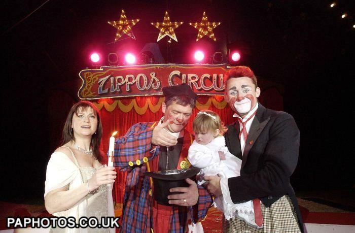 Zippo Circus - Baptism