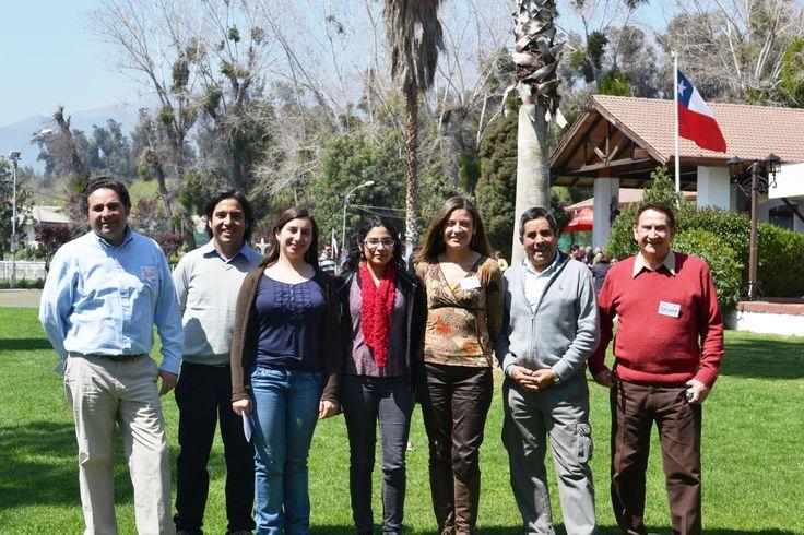 Raul Herrera - Rodolfo Espinoza - Carolina Herrera - Daniela Labarca - Pamela Narvaez - Sergio Aravena - Sylvio Campos