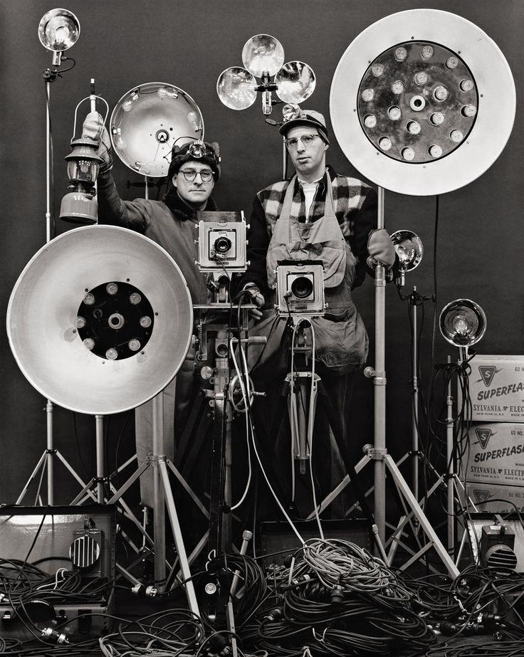Night Flash Equipment, 1956