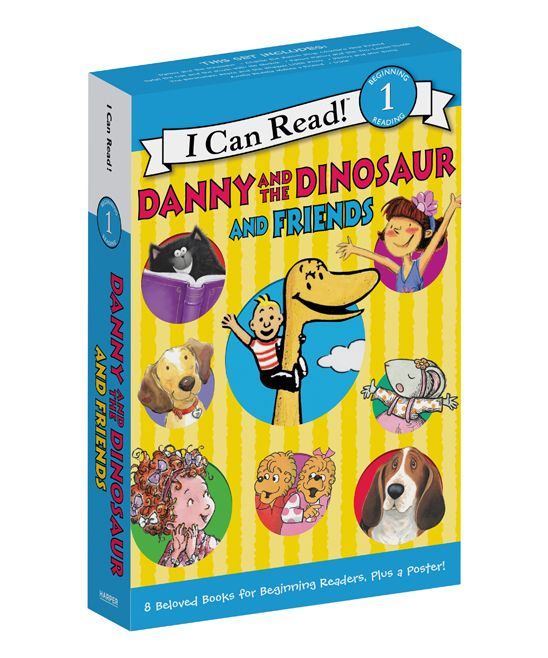 Danny and the Dinosaur and Friends Boxed Set