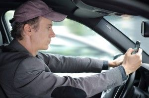 Police to target distracted drivers this month