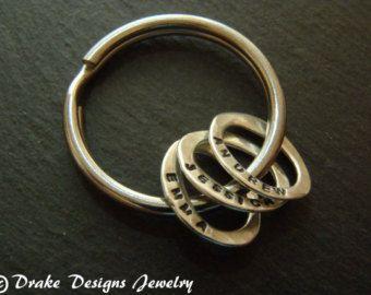 8th anniversary gift Bronze anniversary by drakedesignsjewelry