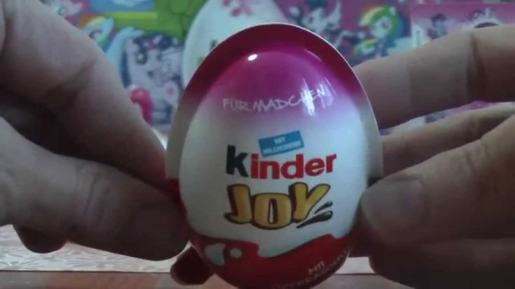 Pink Kinder Joy Eggs Unboxing 2015 Pink Eggs for Girls FS536A FF536 FF547D