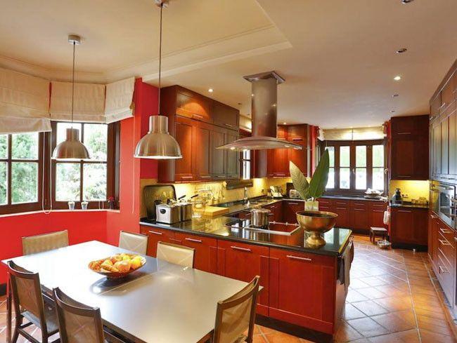 17 best images about hogar on pinterest kitchen trends for Sala de estar y cocina