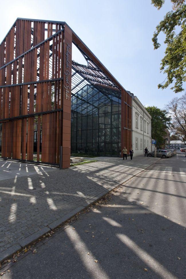 Культурный центр «Малопольский сад искусств» © Krzysztof Ingarden