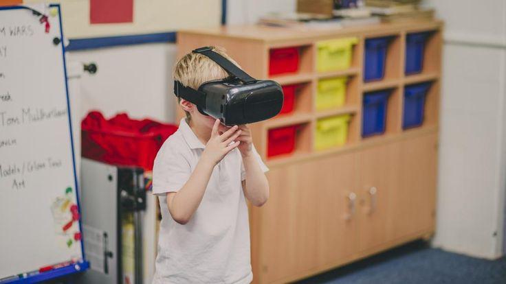 La realidad virtual, mucho más que un juego