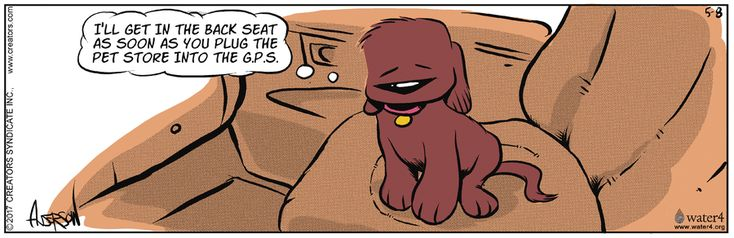 Dog Eat Doug by Brian Anderson for May 8, 2017 | Read Comic Strips at GoComics.com