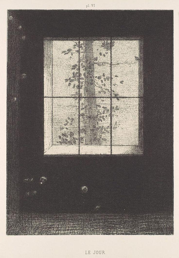 la-journee Odilon Redon (1840–1916)