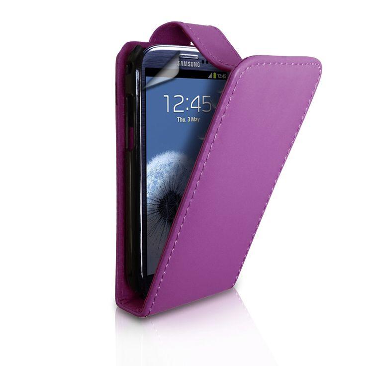 New Case - Samsung Galaxy S3 i9300 Leather Flip Case - Purple, $7.95 (http://www.newcase.com.au/samsung-galaxy-s3-i9300-leather-flip-case-purple/)