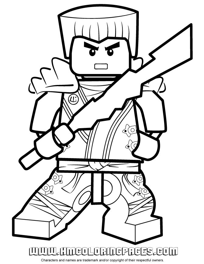 ninja cat coloring pages - photo#21