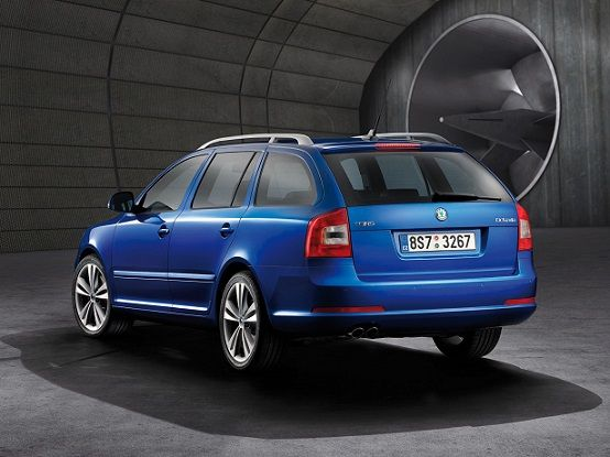 skoda octavia rs combi 2009 2013 cars pinterest. Black Bedroom Furniture Sets. Home Design Ideas