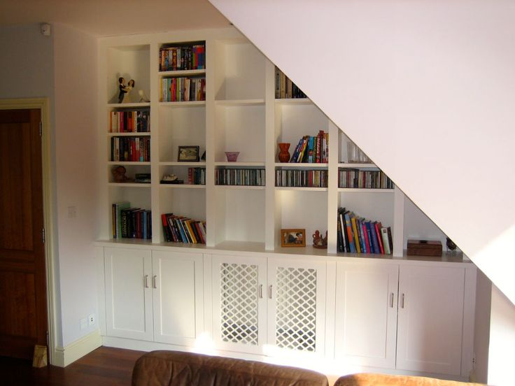Bookshelves Under Stairs 11 best under the stairs images on pinterest | bespoke, stairs and