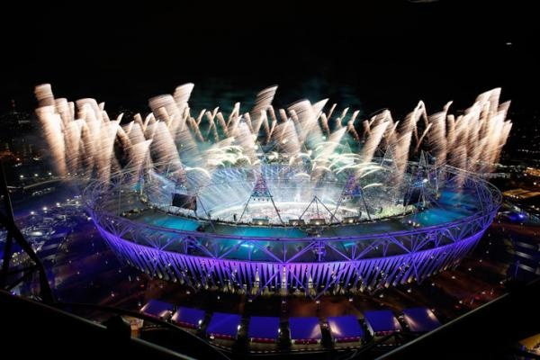 London 2012 Opening Ceremony: Let the Games begin!