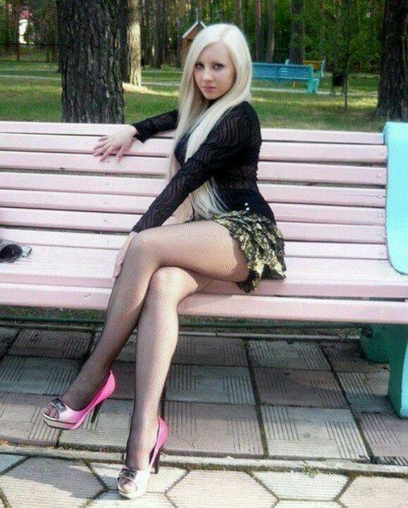 Best legs heels and pantyhose tubes