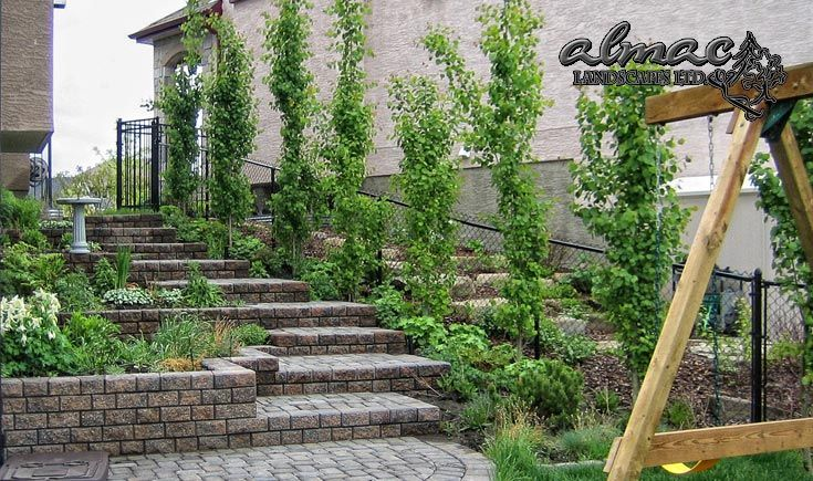 Almac Landscapes Ltd - Stone Stair Services