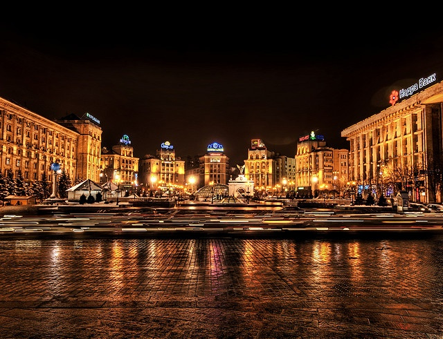 Kiev. :)