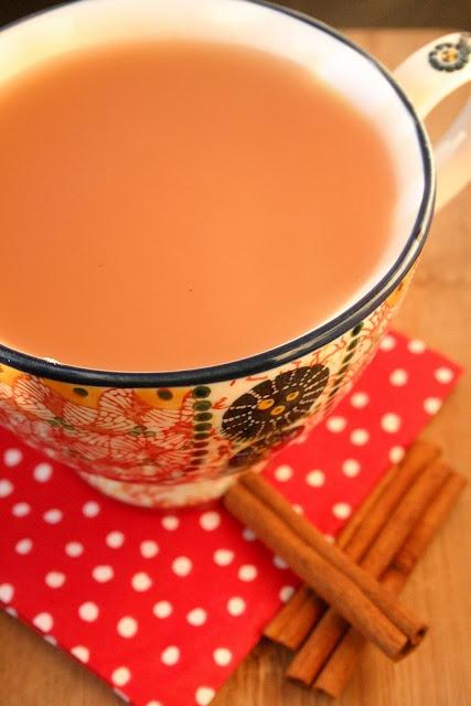 recipe: cinnamon tea... homemade, natural, caffeine free