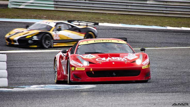 ELMS Estoril'15 // AF Corse Ferrari F458 Italia GT3 - GTC #63