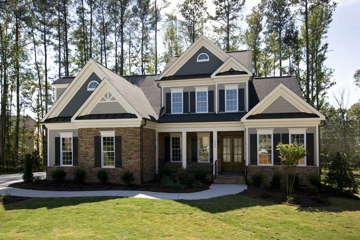 New Construction in #Raleigh NC | Royal Oaks #newhomes