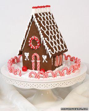 Gingerbread Recipe for Gingerbread House  - Martha Stewart Recipes