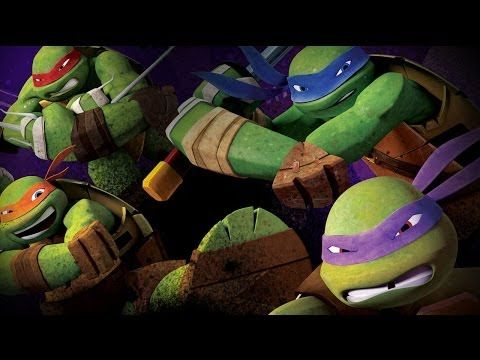 Ninja turtles theme song 2012 2014 with lyrics tmnt youtube