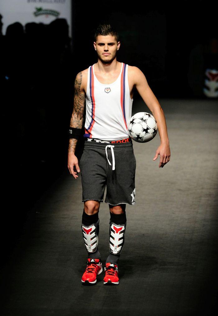 Mauro Icardi (Jugador del Inter de Milán), para XTG