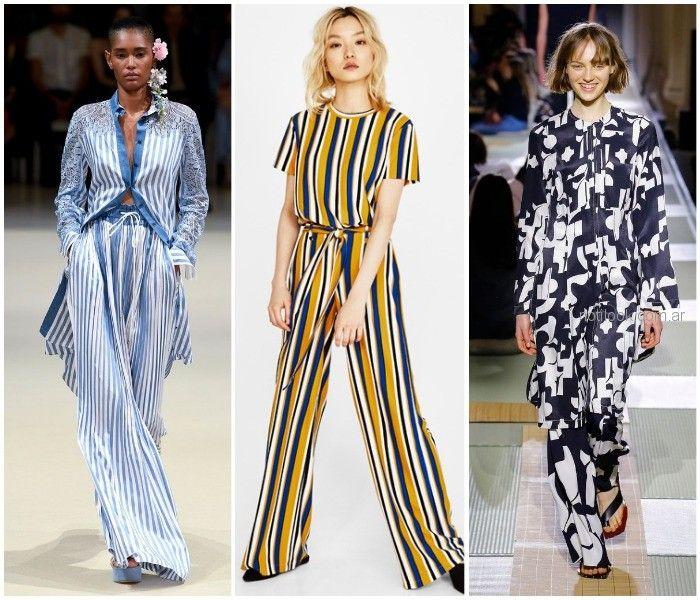 Ropa de moda primavera verano 2019 – Tendencias  0a4e95c83fff