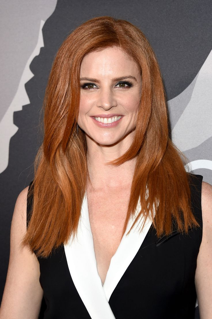 Sarah Rafferty - Audi celebrates Golden Globes Week 2015, Los Angeles (January 8)