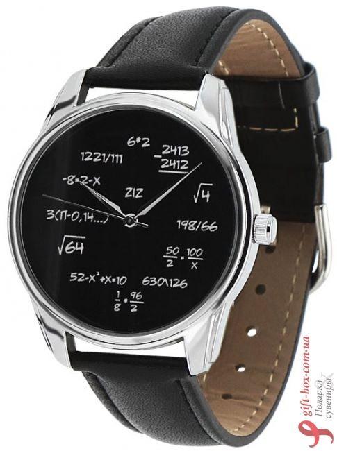 Наручные часы ZIZ «Математика». Купить наручные часы 203 ZIZ в подарок математику в интернет магазине с быстрой доставкой по Киеву и Украине.