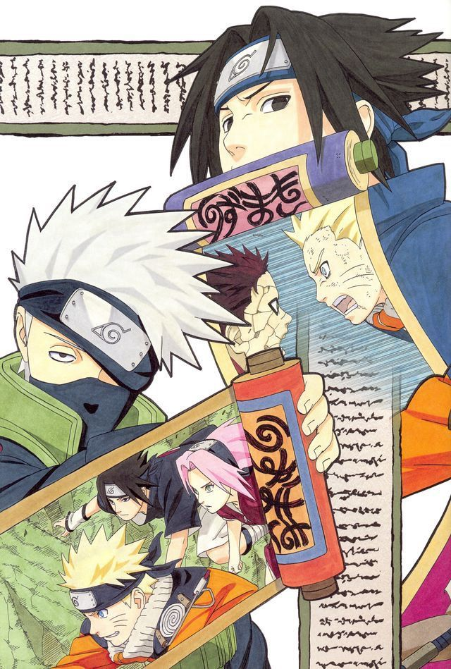 1010 best Naruto images on Pinterest Naruto shippuden, Anime - team 7 küchen