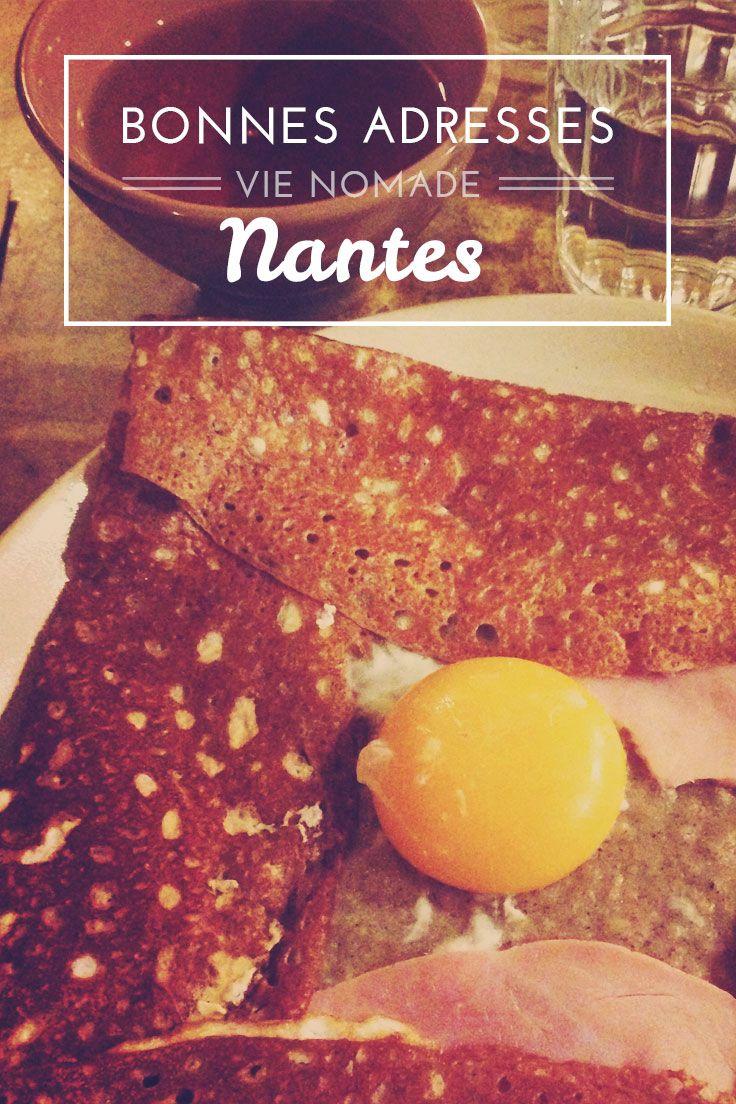 Mes Bonnes adresses à #Nantes, France :)