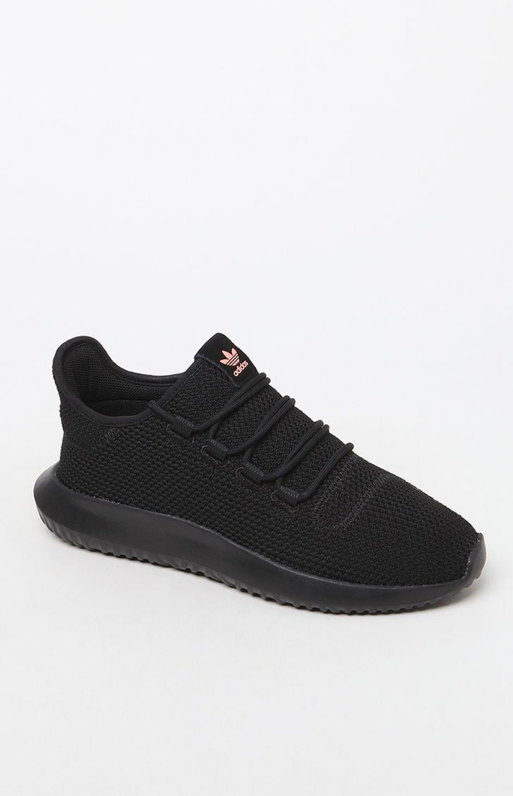 adidas Women s Black Tubular Shadow Sneakers at PacSun.com  e5d677a135